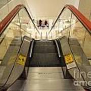 Escalator 553h Art Print