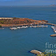 Escobedo Bay Art Print