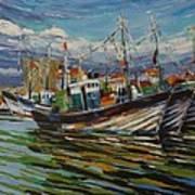 Essaouira Art Print
