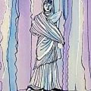 Essence Of Greece Art Print