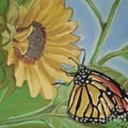 Essence Of Nature Art Print