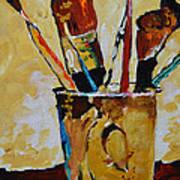 Essential Elements Art Print by Vickie Warner