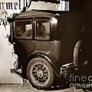 Essex Super Six In Carmel Dairy 1933 Art Print
