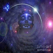 Eternal Buddha Art Print