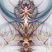 Eternal Flame Art Print