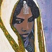 Ethiopian Woman Art Print