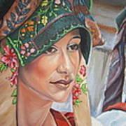 Ethnicity Art Print