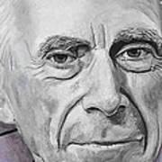 Euclid- Bertrand Russell Art Print by Simon Kregar
