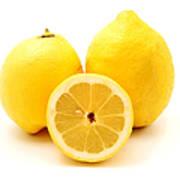 Eureka Lemons Art Print