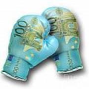 Euro Gloves-2 Art Print