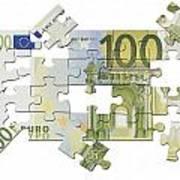 Euro Puzzle Art Print