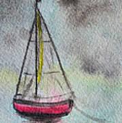 Evening Calm Art Print