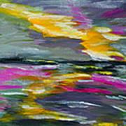 Evening Colors Art Print