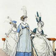 Evening Dresses For The Opera Art Print