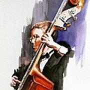 Evening Jazz Art Print