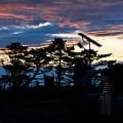 Evening Sky Art Print
