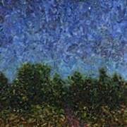 Evening Star Art Print