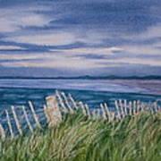 Evening Tide Art Print