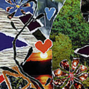Everyone Love's Their Nature Art Print