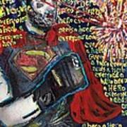 A Hero Art Print