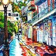 Exchange Alley Art Print