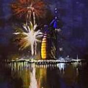 Expo Celebrations Art Print