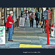 Express Photos Art Print