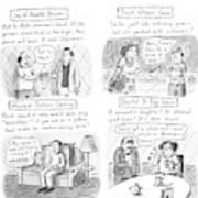 Extremely Practical Jokes Art Print