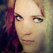 Eye Contact #02 Art Print