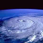 Eye Of The Hurricane Art Print