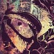 Eyes Despise  Art Print