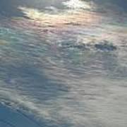 Eyes Of Clouds Art Print