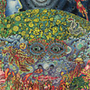 Eyes Of The Mind Art Print