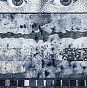 Eyes On Seven Art Print