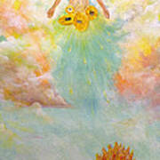 Ezekiel Revisited Art Print by James  Andrews