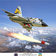 F-106 Delta Dart 5th Fis Art Print