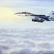 F-15 Eagle Art Print