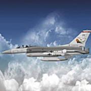 F-16c Falcon Art Print