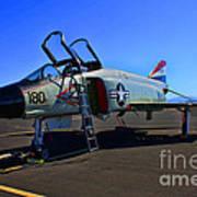 F-4 Phantom II No. 11 Art Print
