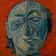 facebook No.1 Art Print