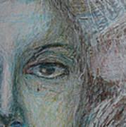 Faces - Right Art Print