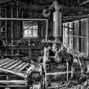 Fairbanks Morse Diesel Art Print