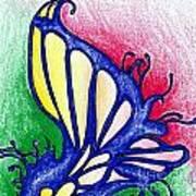 Fairy Wing Art Print