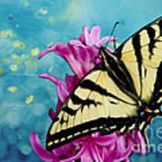 Fairytale Garden Art Print