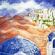 Faith Journey Art Print
