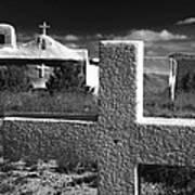 Faith - New Mexico  Art Print