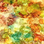 Fall Bouquet Art Print