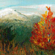 Fall Day Too Art Print
