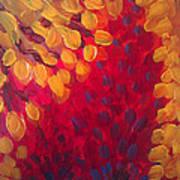 Fall Flurry Art Print