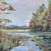 Fall Impressions Art Print